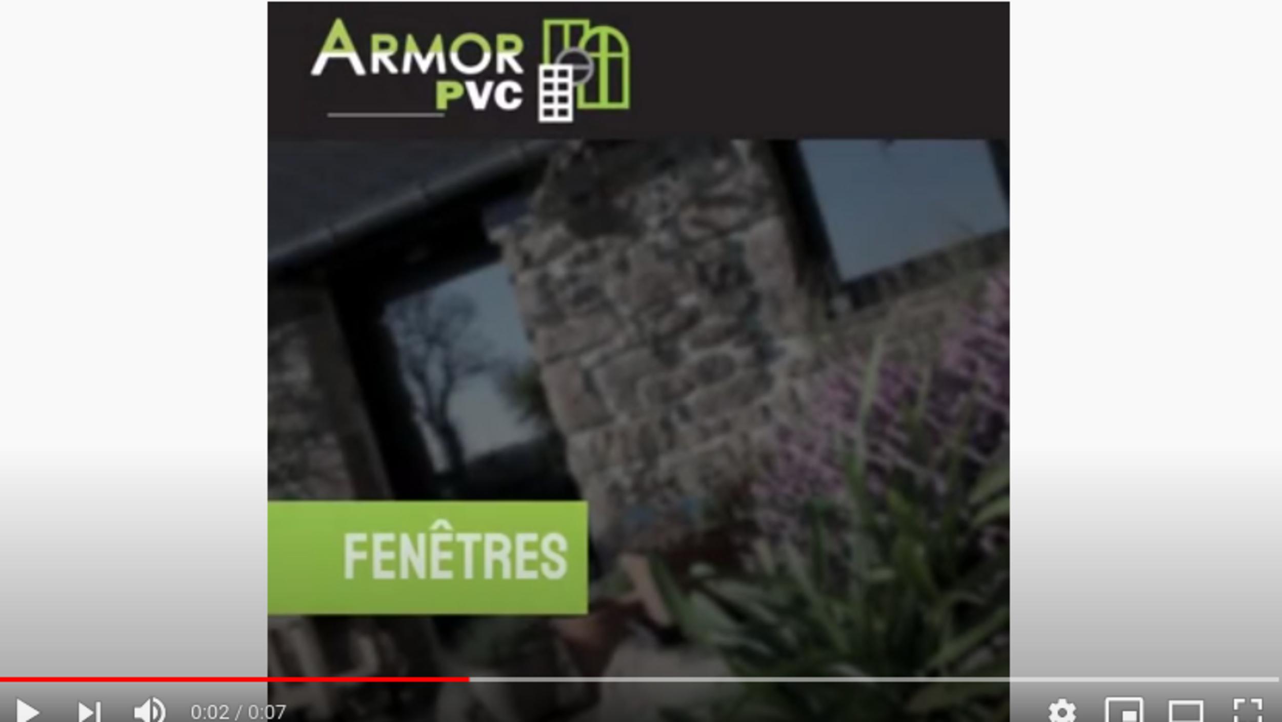 Armor PVC Fenêtres