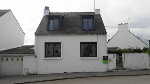 Fenêtres avec volets roulants Bubendorff - Port Louis -56