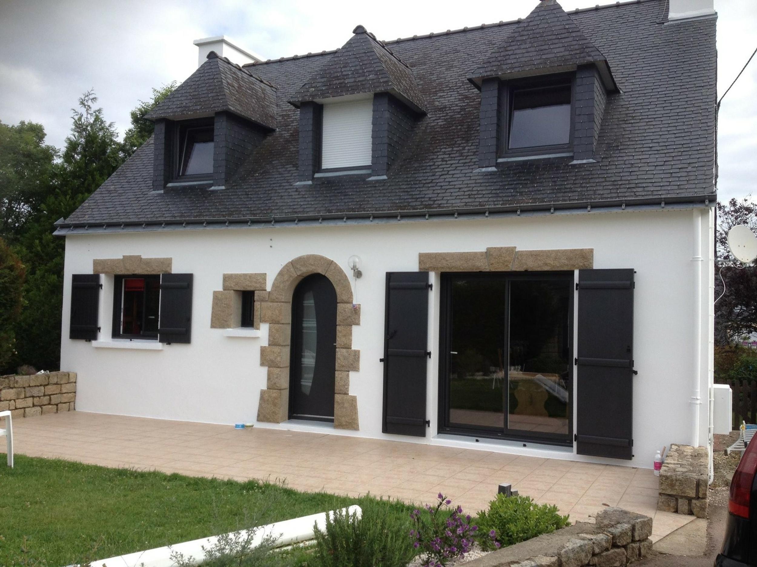 Installation de menuiseries extérieures - Morbihan (56)