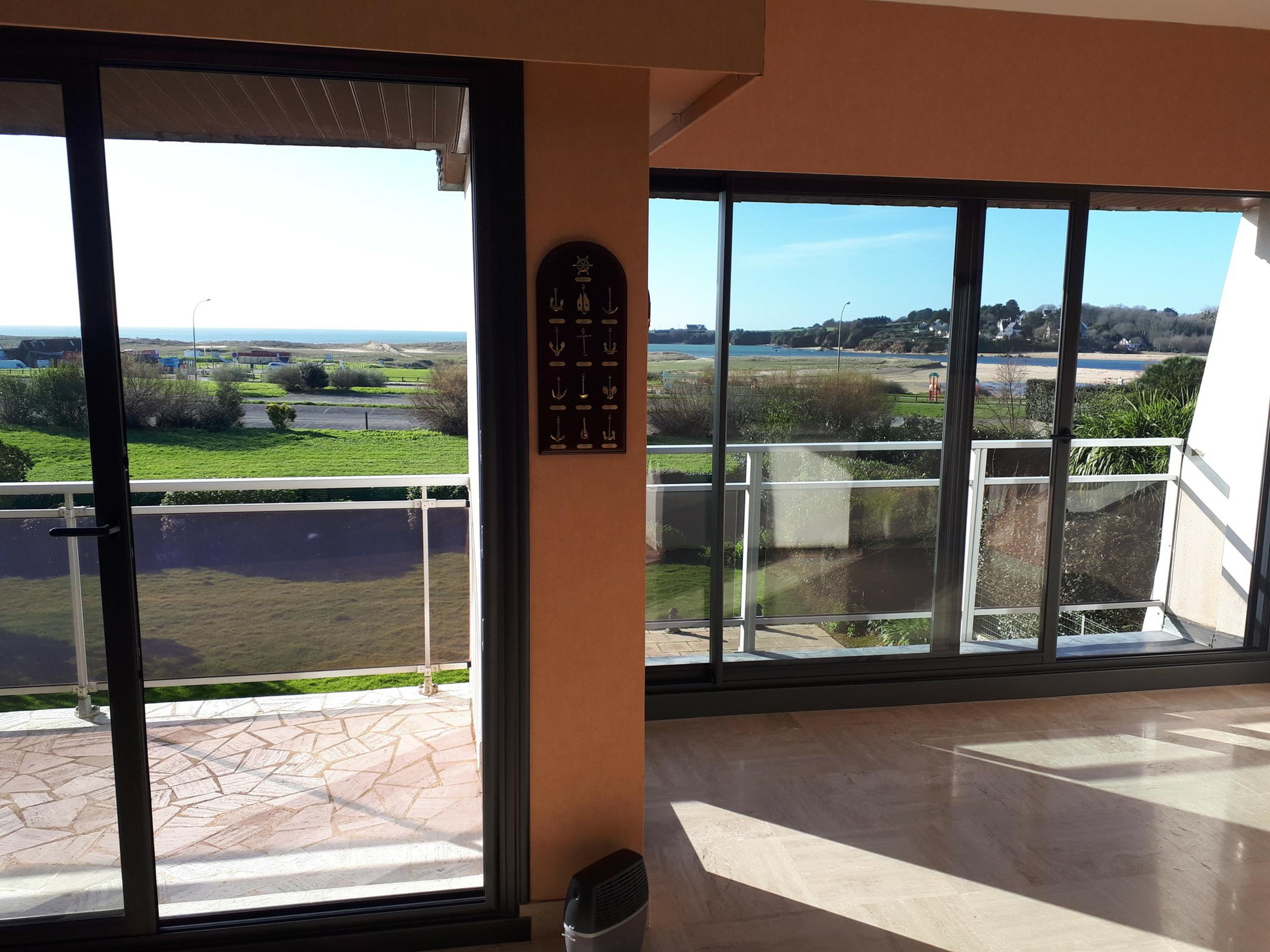 Pose de baies vitrées - Morbihan (56)