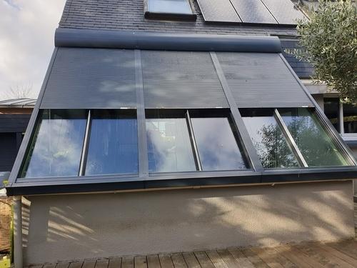 Rénovation volet de toit Rolax de chez bubendorff- Caudan