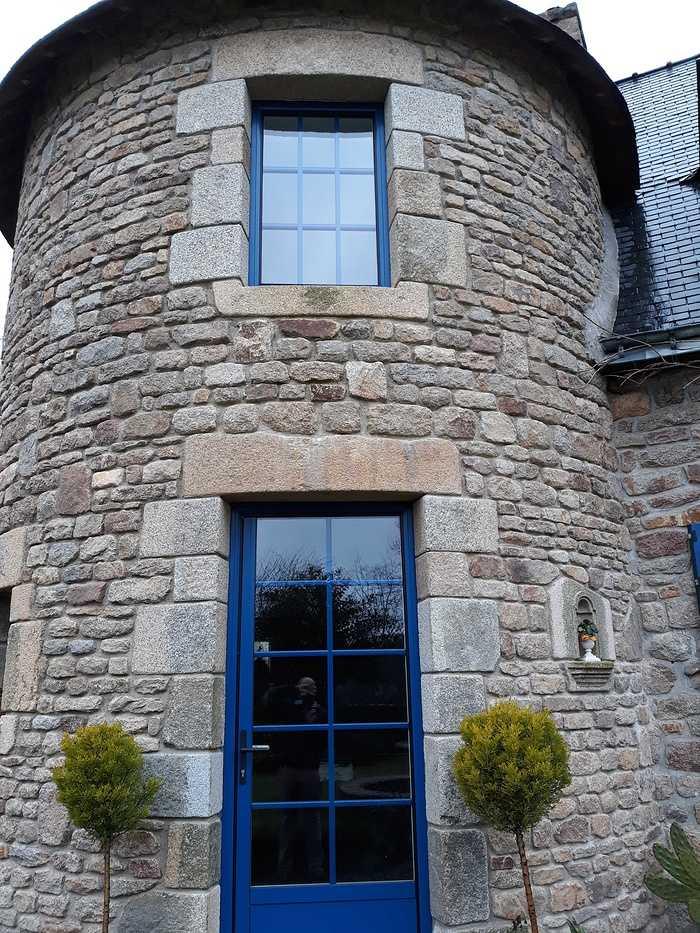Rénovation porte d''entrée, fenêtres, porte fenêtres -56 20180327103016