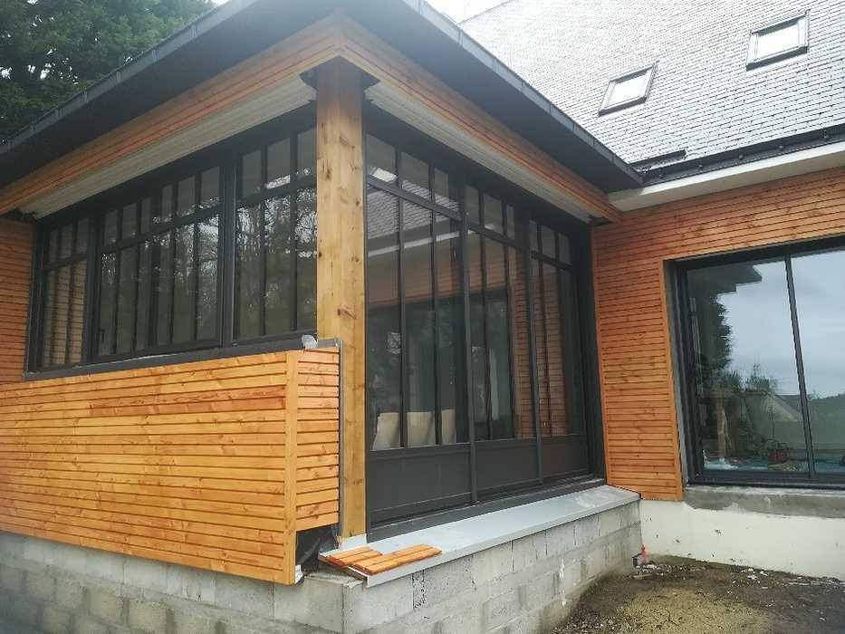 Installation de baies vitrées et fenêtres - Morbihan (56) 0