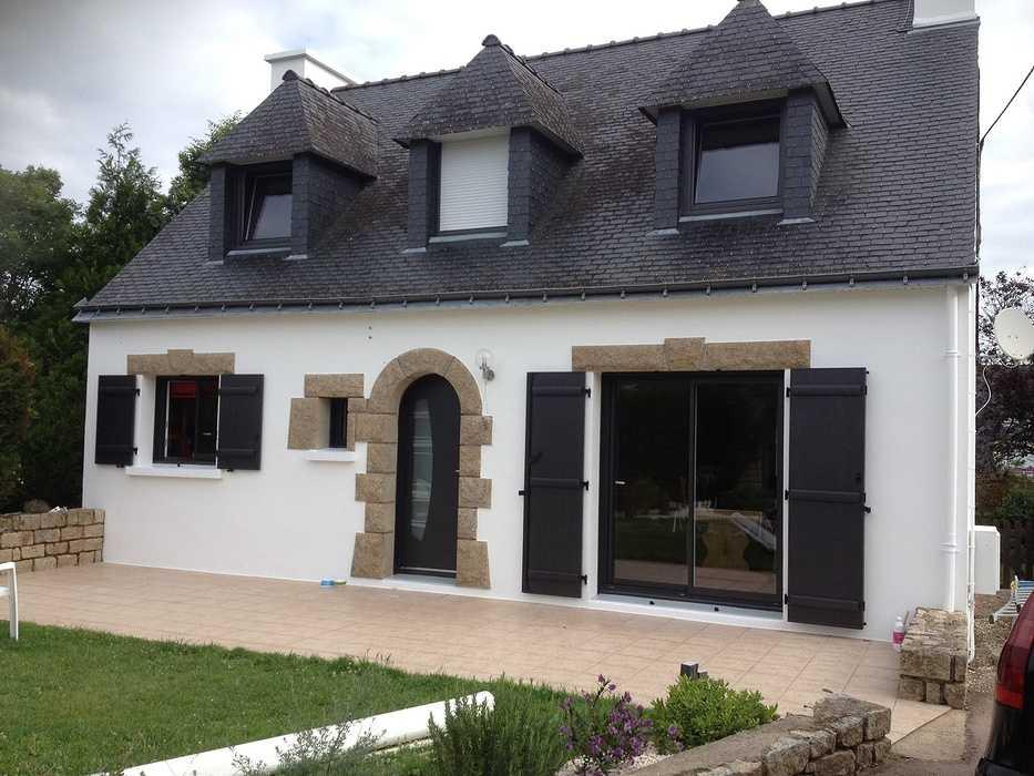 Installation de menuiseries extérieures - Morbihan (56) 0