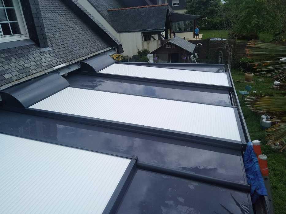 Volets de protection solaire pour véranda - ROLAX de Bubendorff img20200505155552