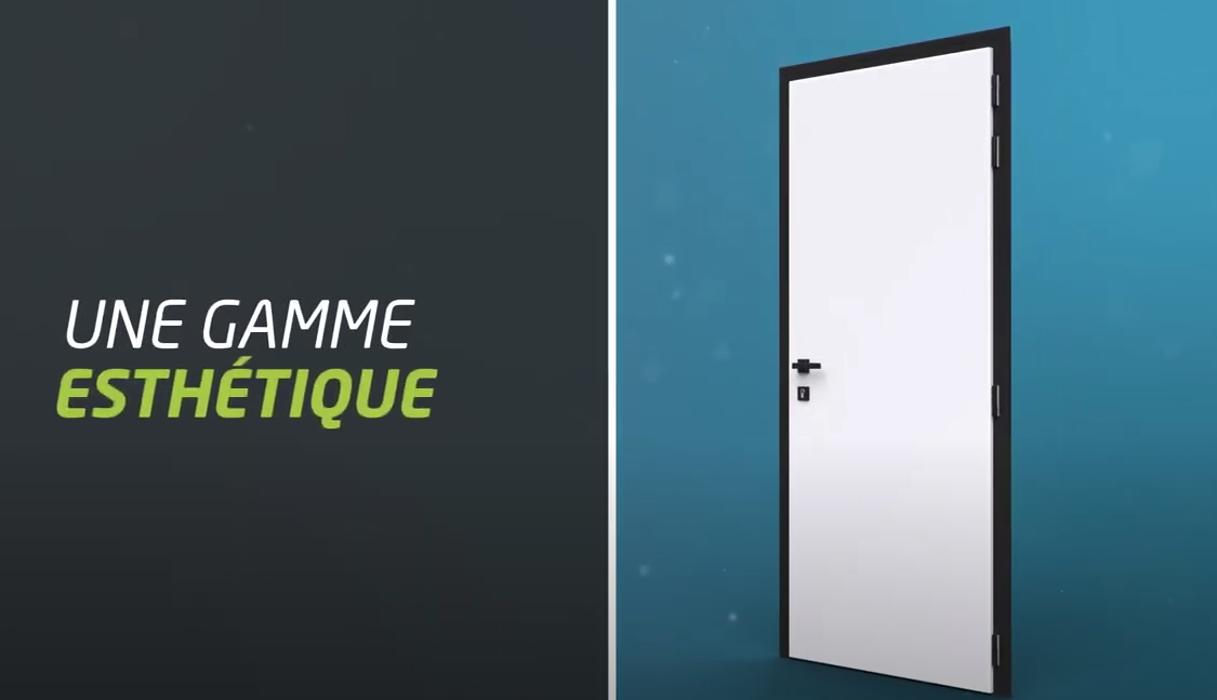 Découvrez les portes Monalu : isolantes et robustes - Art et Fenêtres 0