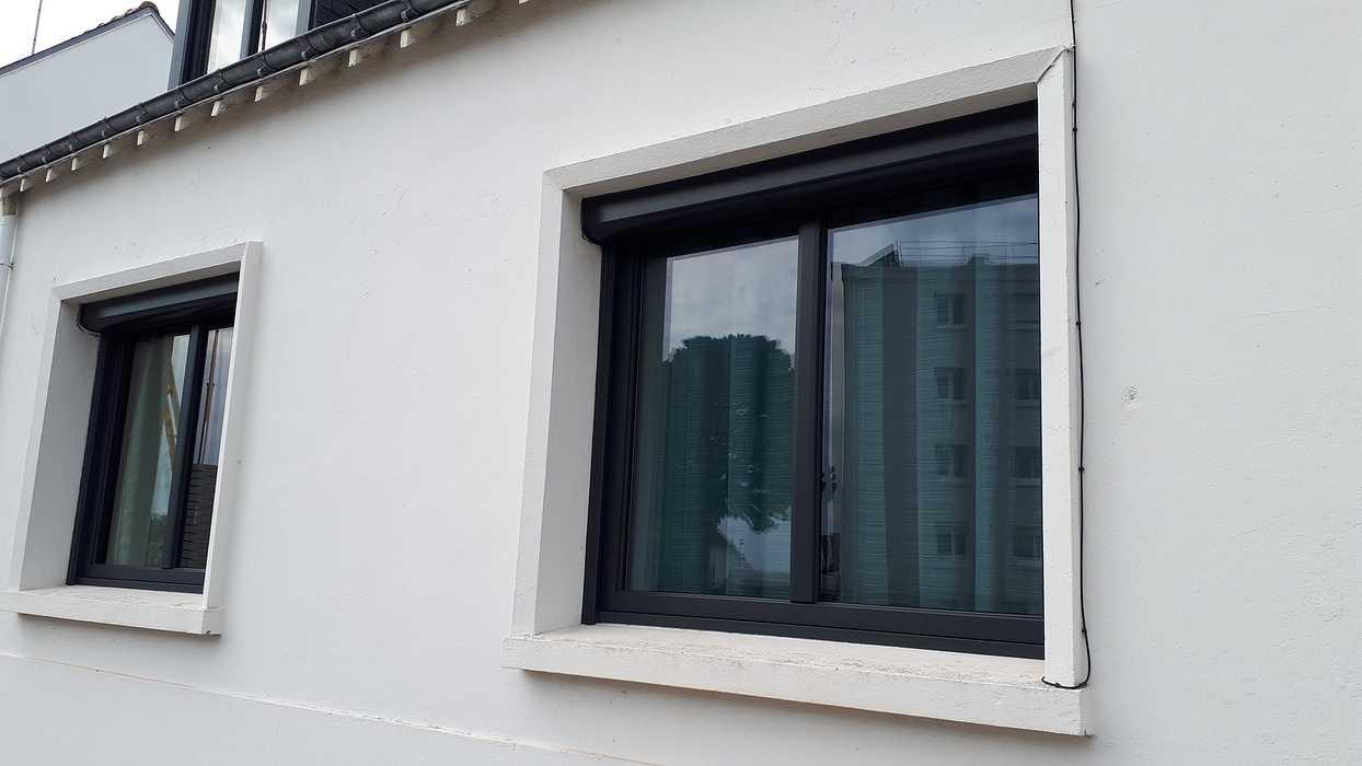 Fenêtres avec volets roulants Bubendorff - Port Louis -56 202009151507401