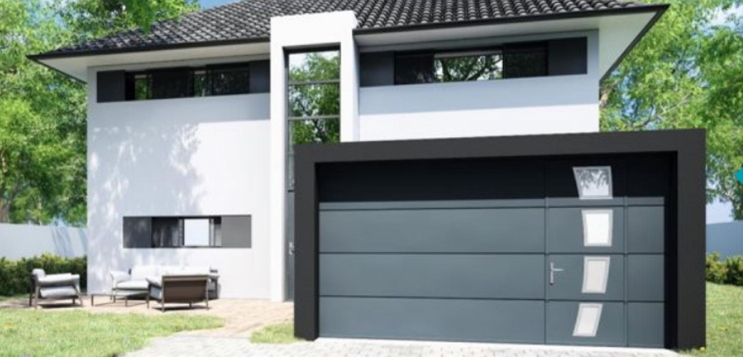 Portes de garage Gypass chez ARMOR PVC 0